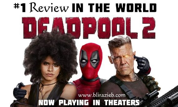 Review Film Deadpool 2