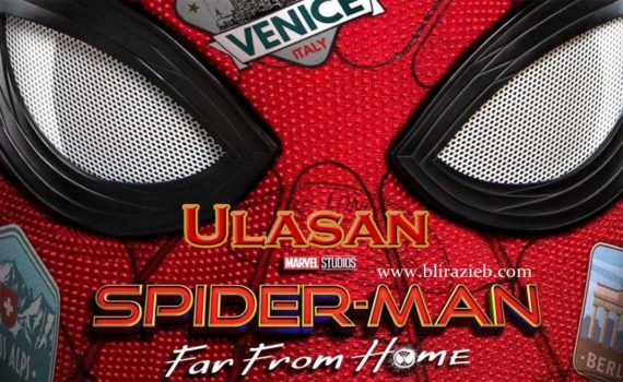 Film Spider-Man: Far From Home